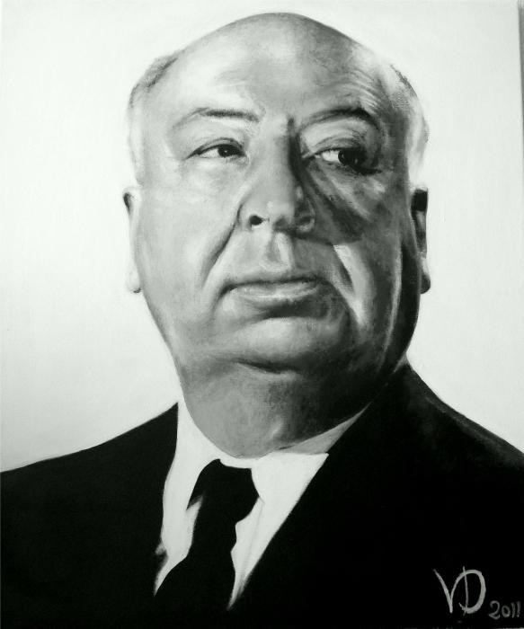 Personality ... MBTI Enneagram Alfred Hitchcock ... loading picture