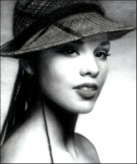 Alicia Keys by phoenirius