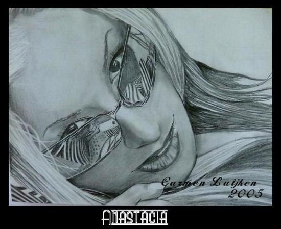Anastacia by CarmenL