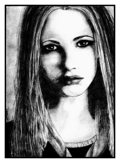 Avril Lavigne by Jackslilsparrow