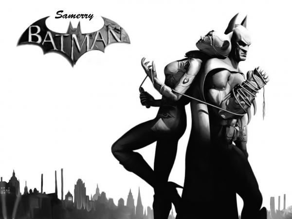 Catwoman dessin - Dessin catwoman ...