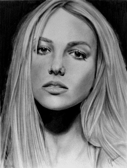 Britney Spears by gabbyd70