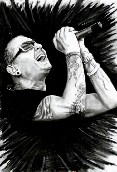 Linkin Park Chester Bennington Biography