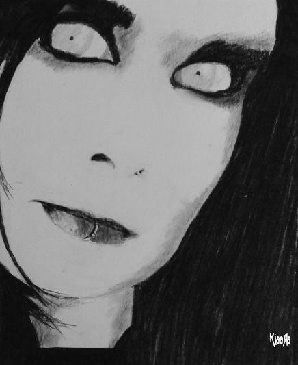 Dani Filth by Klaara