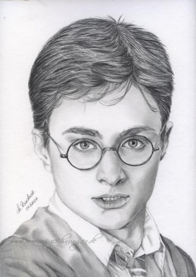 Daniel Radcliffe by witchi