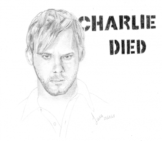 Dominic Monaghan by lauradessin67