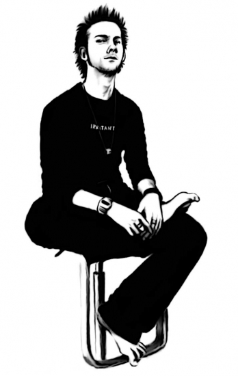 Dominic Monaghan by luluxa