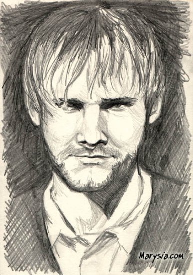 Dominic Monaghan by marysia