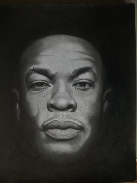 Dr. Dre - Photo Set