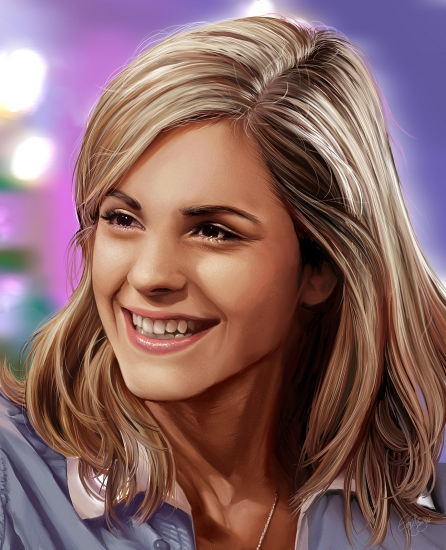 Emma Watson by Sakuems