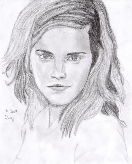 Granger image 250 - Portrait dessin facile ...