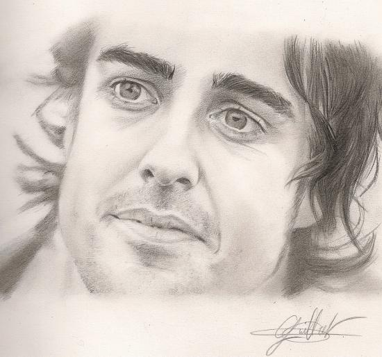 Fernando Alonso - Photo Gallery