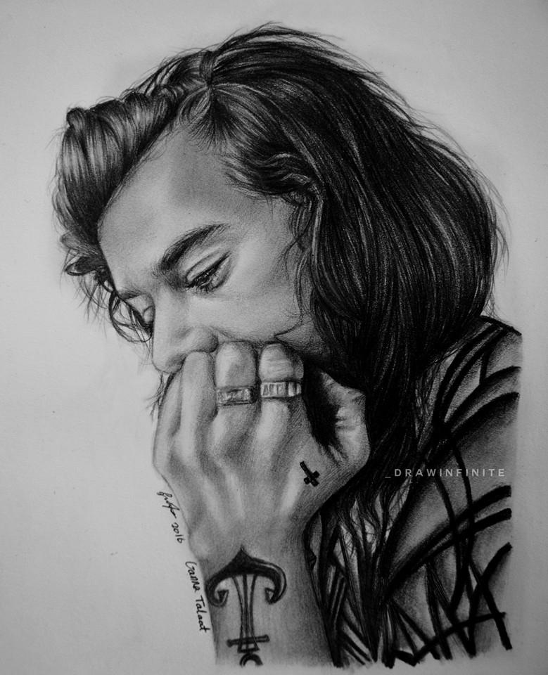 Harry styles by ganna