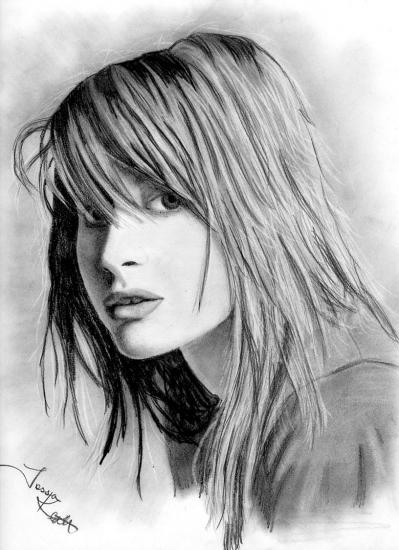 Hayley Williams by JKlatt