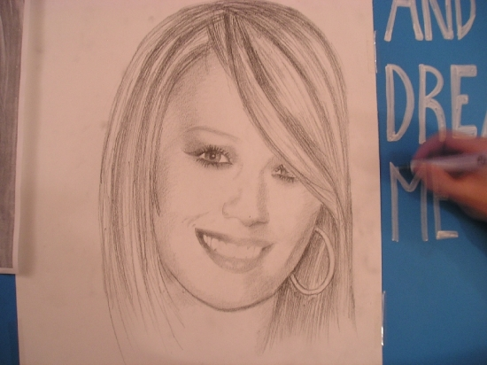 Hilary Duff by jacopo