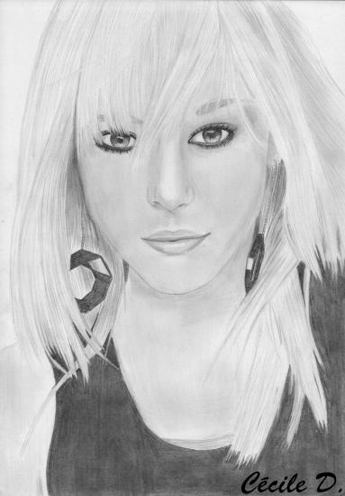 Hilary Duff by Cissou06