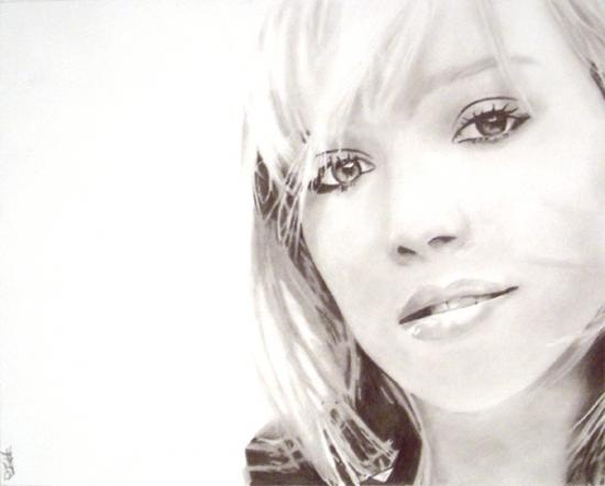 Hilary Duff by danuk86