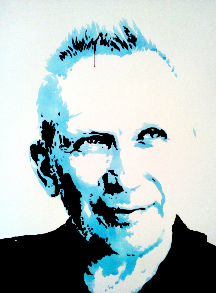 portrait of jean paul gaultier by bibourich on stars portraits. Black Bedroom Furniture Sets. Home Design Ideas