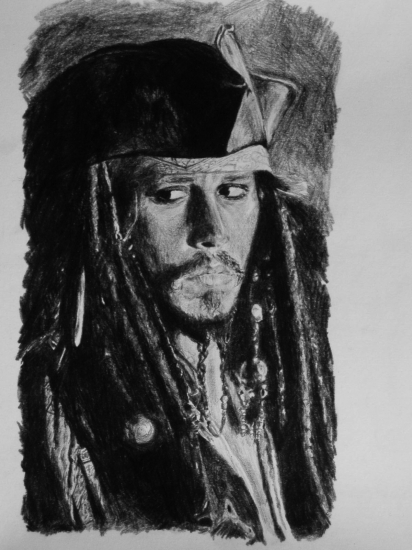 Johnny Depp by kadiliis