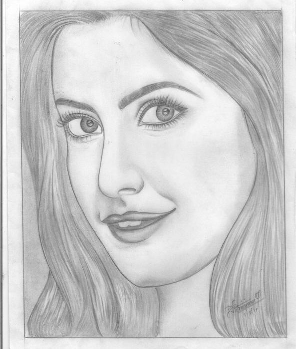 Katrina kaif by mhiranmayim