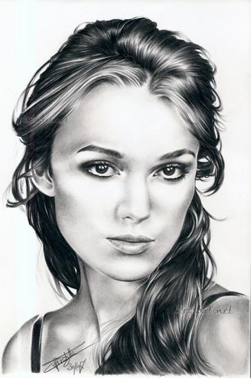 Keira Knightley by krysart