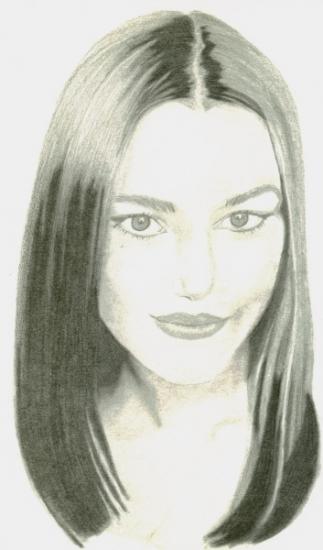 Keira Knightley by fshawd