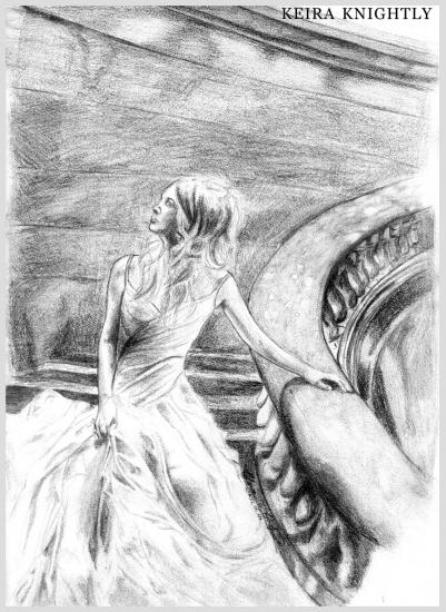 Keira Knightley by teelecki