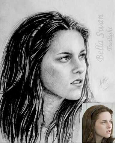 Kristen Stewart by Ioana_Z