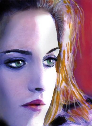 Kristen Stewart by brainfree