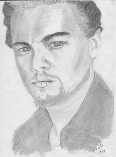 Leonardo DiCaprio by jutu