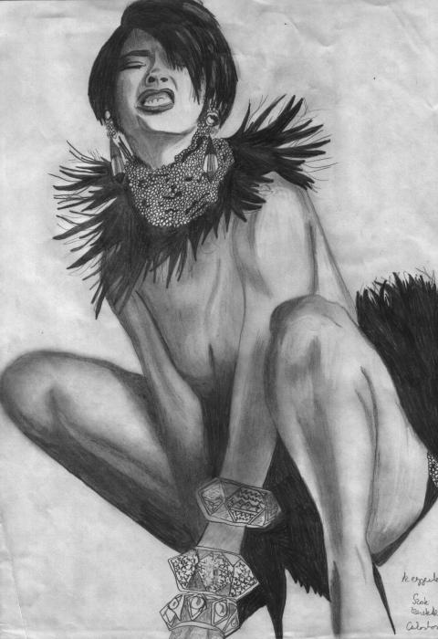 Pussy nude linda evangelista