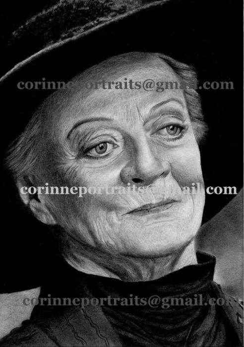 Maggie Smith - Picture Actress