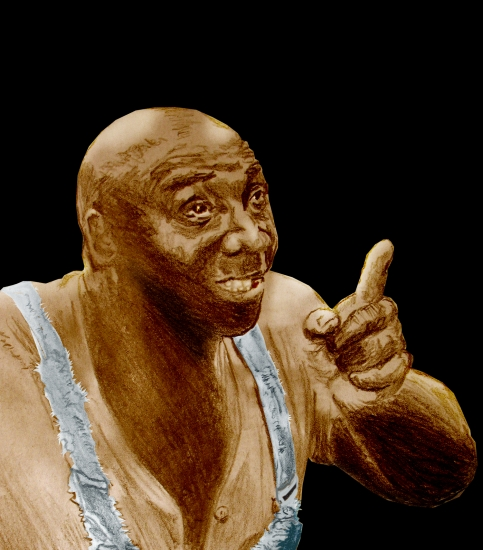 Michael Clarke Duncan - Wallpaper