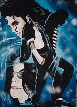 dessin Michael - Page 2 Michael-jackson-4-by-rosyjackson