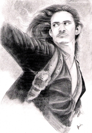 Orlando Bloom by goldman-karee