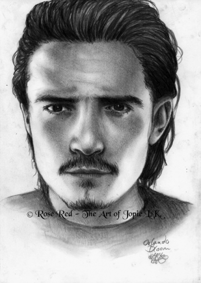Orlando Bloom by Laiyla