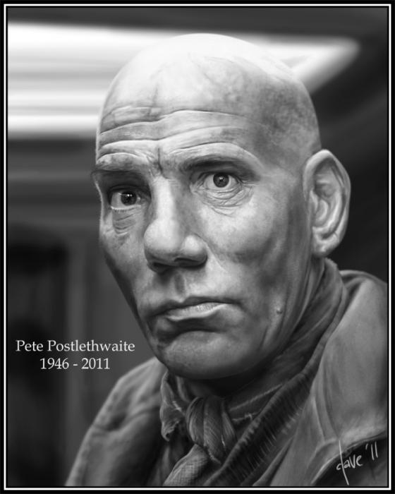 Pete Postlethwaite - Picture