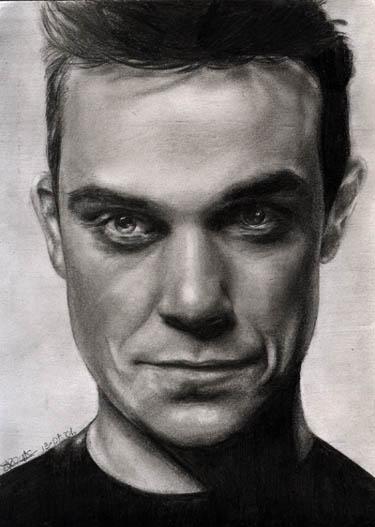 Robbie Williams by sas