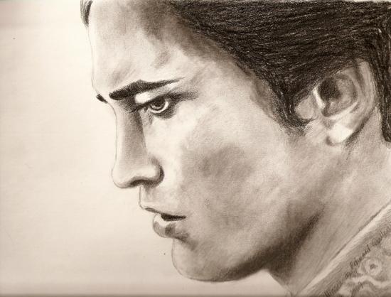Robert Pattinson by aniren