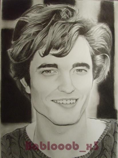Robert Pattinson by babette96