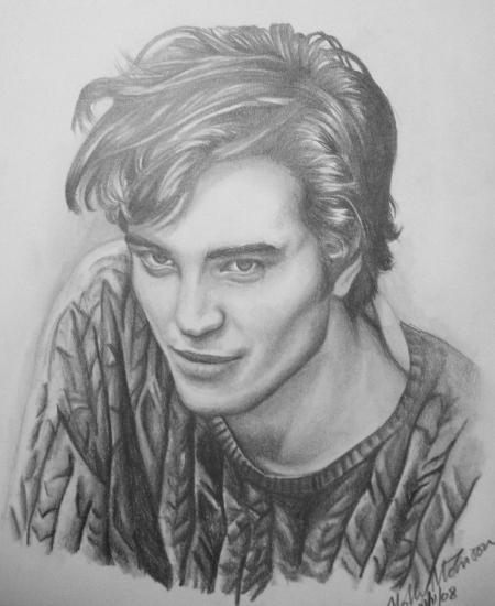 Robert Pattinson by hollymay
