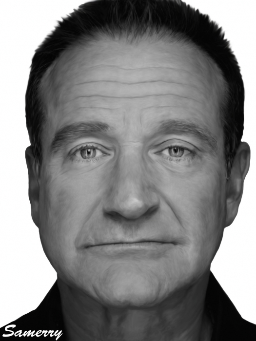 Robin williams by samerry