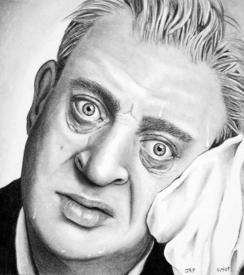 Rodney Dangerfield by JRFortson