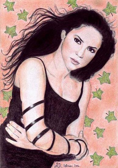 warner bras Shakira wallpaper hot