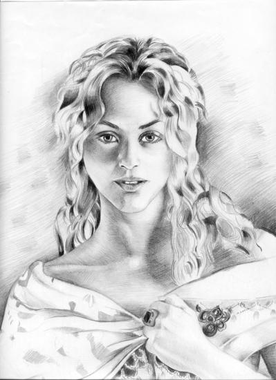 Shakira by nntrung