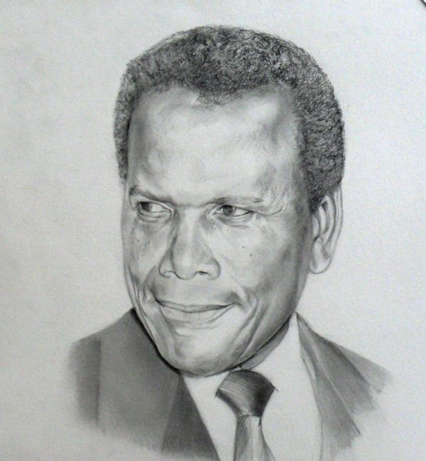Sidney Poitier - Photo Actress