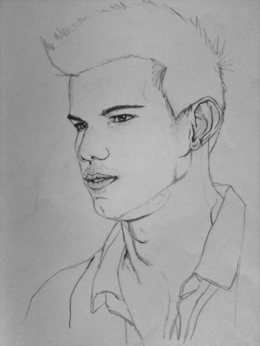 FanArt - Taylor Lautner by sandy-s (Portraits) ~ Lautner ... Taylor Lautner Movies
