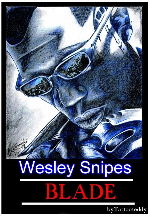 portrait de wesley snipes par tattooteddy sur stars portraits. Black Bedroom Furniture Sets. Home Design Ideas