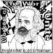 Portrait of Karl Marx by yfrimer