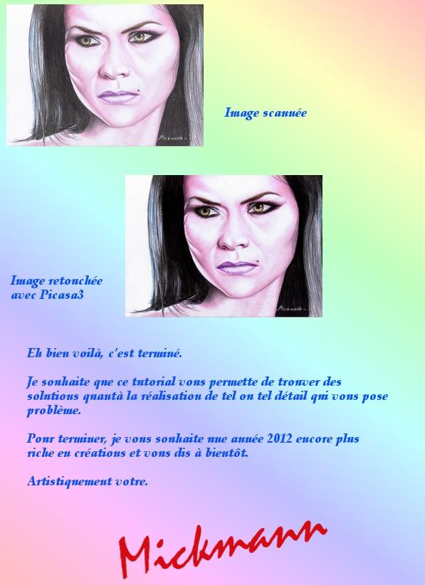 Portrait crayons de couleur 5